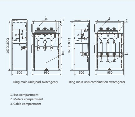 Xgn15 12 packagezhejiang st transformer coltdswitchgearbreaker schematic diagram of foundation switchgear diagrammatic sketch ccuart Images