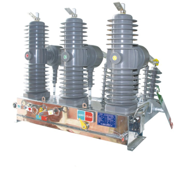 Zw type outdoor h v vacuum circuit breaker zhejiang